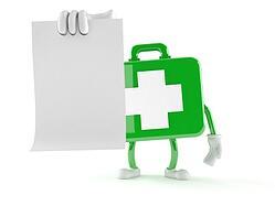 medical notice