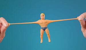 Stretch Armstrong - Blog