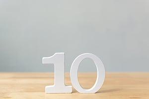 Top 10 2019 - Blog