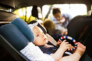 Child Passenger Safety Week - Blog