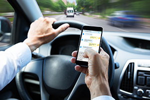Distracted Driving 2019 - Blog