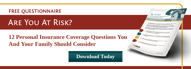 Personal Insurance Questionnaire