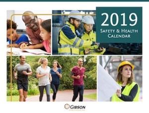 2019 Safety & Health Calendar