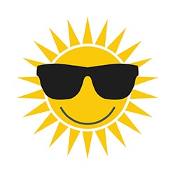 Mr. Sunshine: A Work In Progress