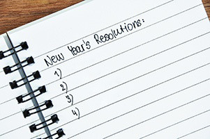 4 Personal Risk Management New Year's Resolutions