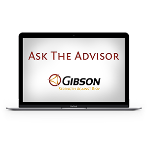 Ask The Advisor: Surety